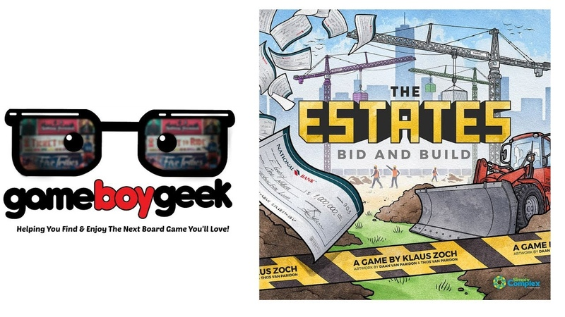 The Estates Review with the Game Boy Geek