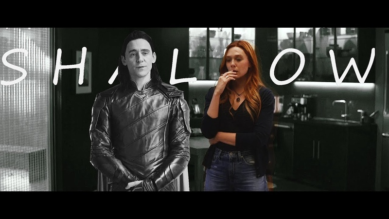 God of mischief and scarlet witch - shallow