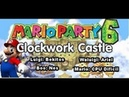 Mario Party 6 Multiplayer 3 Players Clockwork Castle