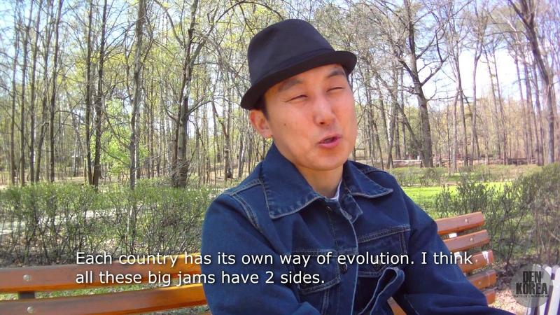 Interview 9 - bboy Forwin (Style Focus/Bad Trip)