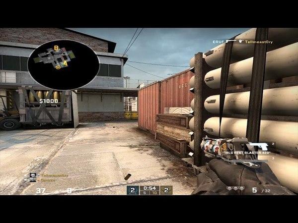 Getrekt @ That's why DGL on pistol round
