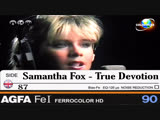 Samantha Fox - True Devotion