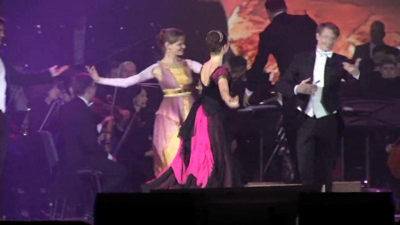 Тарантелла из балета «Анюта» Валерия Гаврилина