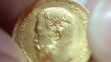 Клад Золотых Монет Николая 2 пропал в полиции ...