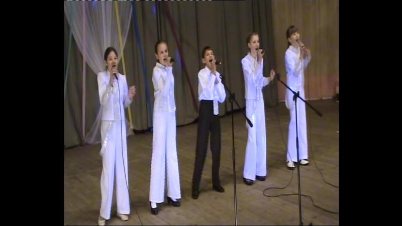 Фестиваль детской песни Беби-шоу г.Новополоцк, 2011