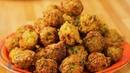 Cheesy Broccoli Bacon Fritter with Dick Vitale • Tasty