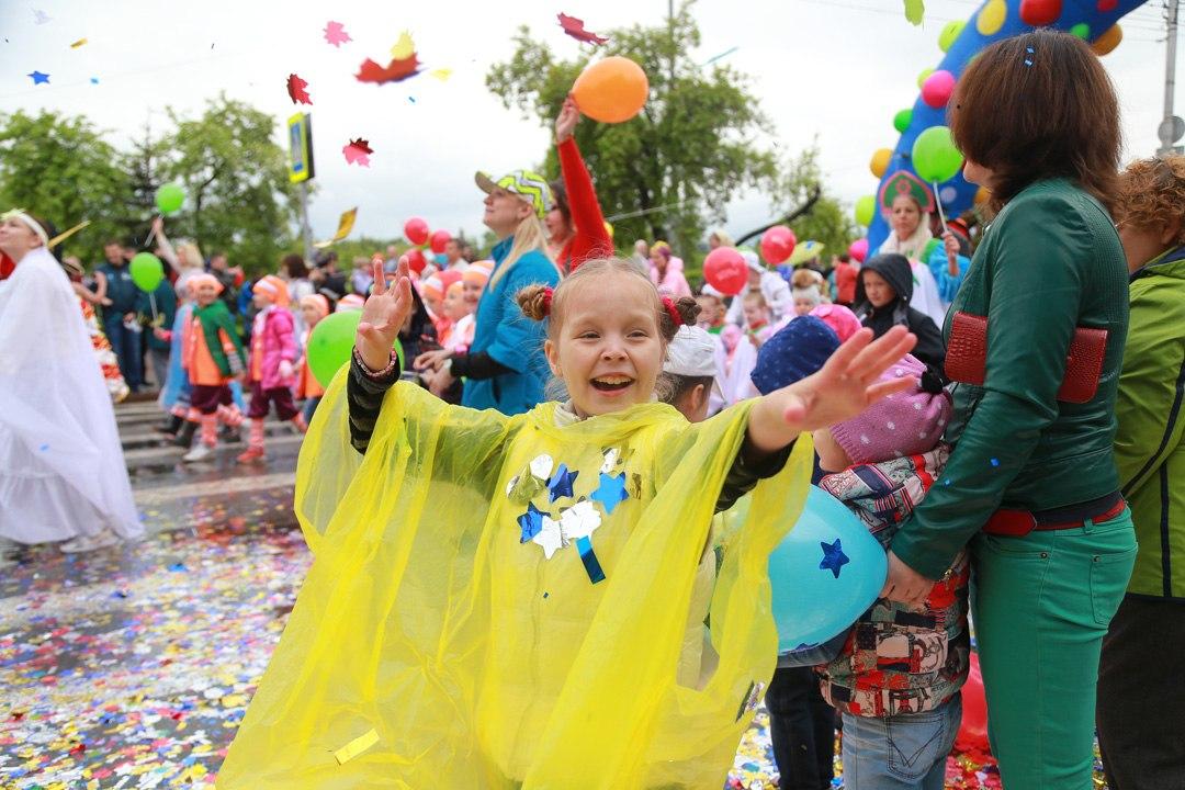 Празднование дня защиты детей во владивостоке 1 июня 2019 года мероприятия