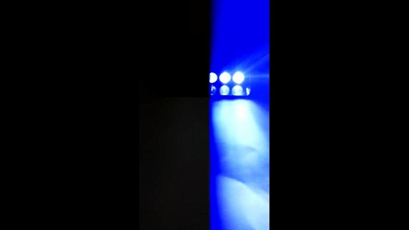 Светодиодные лампы автомобиля со спецтехникой мигалками сиренами стробоскопами