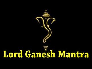Lord Ganesh Mantra Jaap l Om Gan Ganpatye Namah