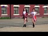 180508 - Heres a five second video of Miyeon and Shuhua coming to kick my ass - IDLE MIYEON SHUHUA.mp4