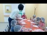 Кулинарный мастер-класс по приготовлению пиццы в Детском клубе