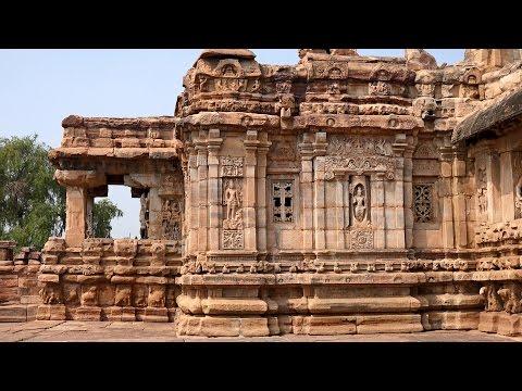 Monuments at Pattadakal and Aihole Karnataka India in 4K Ultra HD
