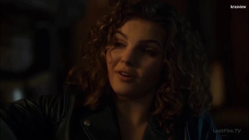 Джеремайя Валеска убивает Селину Кайл. Готэм 4 сезон 21 серия.