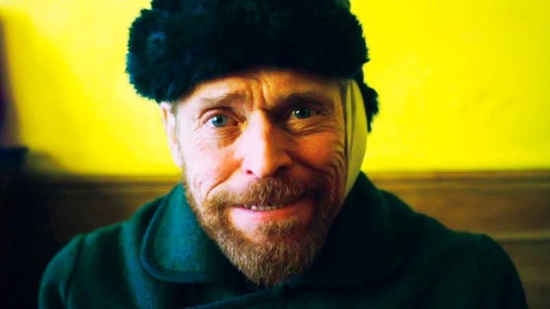 Фильм «Ван Гог. На пороге вечности» — Русский трейлер [Дубляж, 2019] » Freewka.com - Смотреть онлайн в хорощем качестве