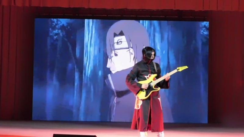 Выступление Учихи Итачи на XIII.BY