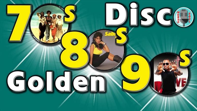 Golden Hits of Disco 70s 80s 90s - EURO DISCO Megamix - Eurodisco 80`s Golden Hits