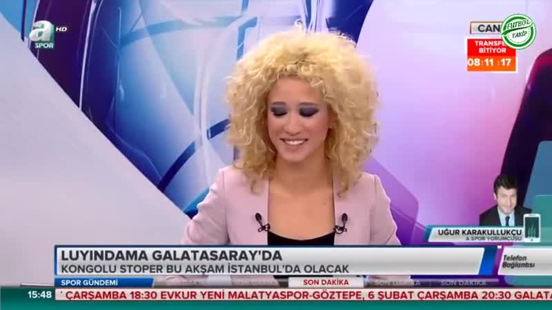 Uğur Karakullukçu Luyindama Yorumları Galatasarayın Yeni Transferi Nasıl Bir Oyuncu