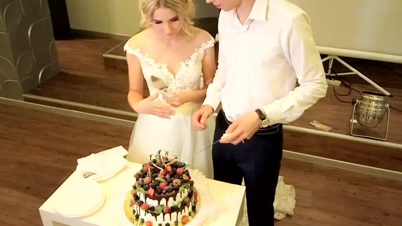Свадьба Воздвиженское Невеста чистюля)