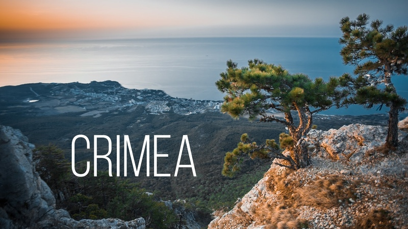 Crimea Aerial Timelab.pro Крым Аэросъемка