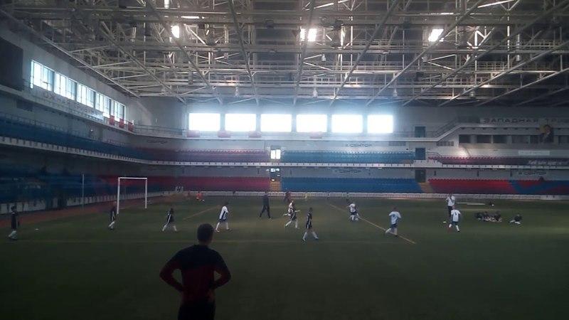 Мариуполь-2010 1:1 Young Boys-2010 (2 тайм) | 12.05.2018