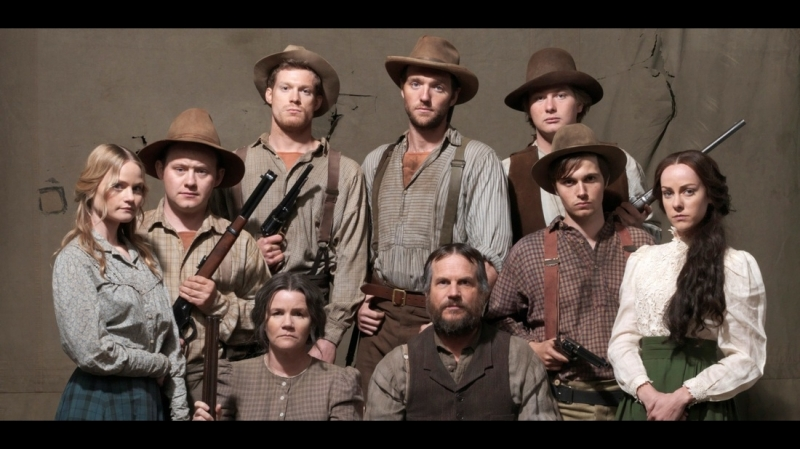 Hatfields McCoys / Хэтфилды и МакКои (2012) 1 сезон 2 серия