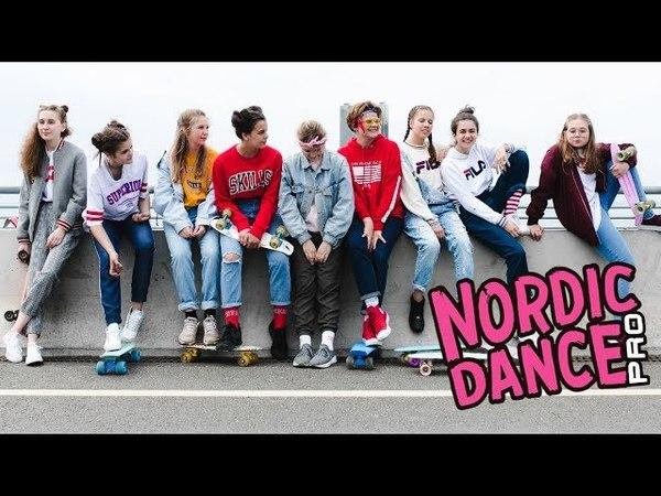 Nordic Dance Projet by Ilana Sukhorukova   Girlfriend