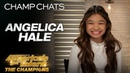 Angelica Hale Thanks Howie Mandel For Helping Her Make History America's Got Talent The Champions