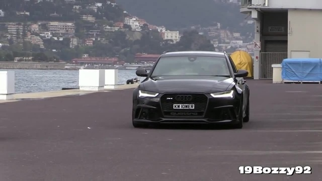 Audi RS6 C7 CRAZY Sound w/ Full Milltek Valvesonic Exhaust!!
