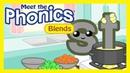 Meet the Phonics Blends - st