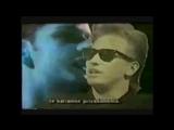 Mexico TV - interview with Dave Gahan  Alan Wilder (a.k.a. DEPECHE MODE), 22.03.1990 [1990] HD 720