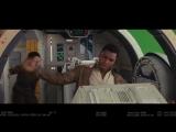 К выходу фильма «Звездные войны_ Последние джедаи» представили забавную нарезку со съёмок