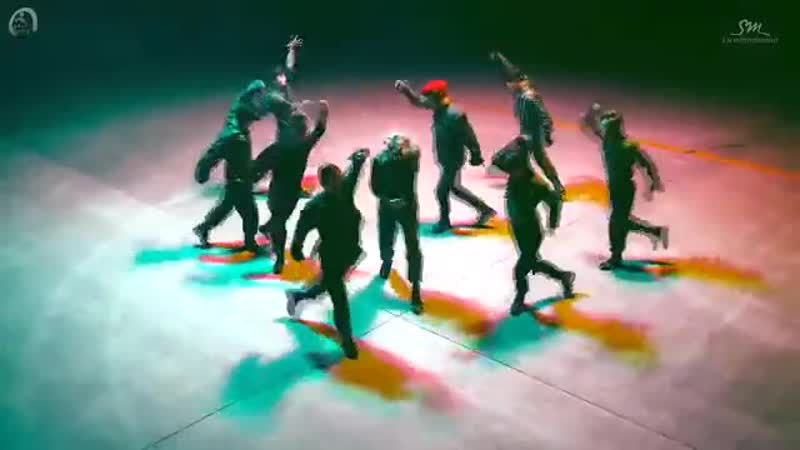 EXO-NCT 127-SEVENTEEN-ATEEZ - Simon Says - Say My Name - Getting Closer - Monster ( MashUp ♪ ).mp4