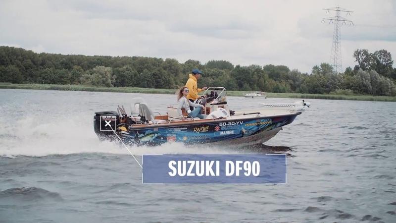 Suzuki DF90 4 takt buitenboordmotor 90 PK