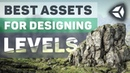ESSENTIAL Assets for Level Design in UNITY! | Part 1: 3D Model Packs!
