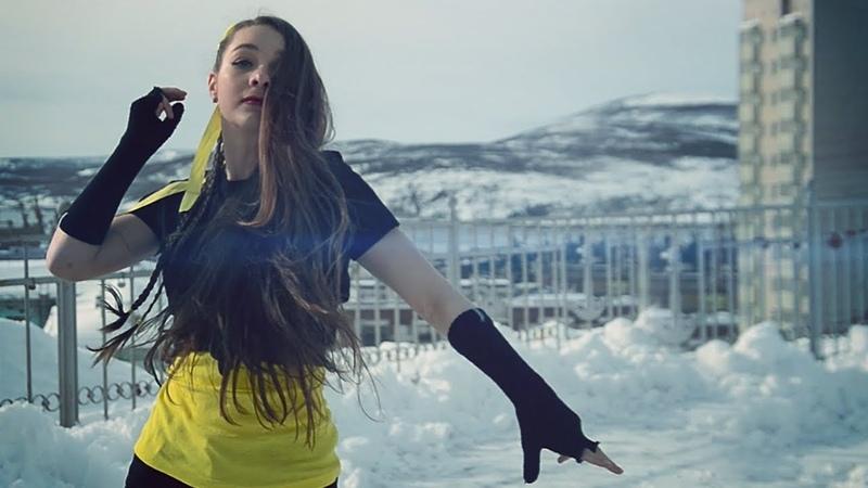 Omen (Electro-Industrial Rock) Industrial Dance Music Video