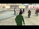 LSB Streetz Of Los Santos Brawl and Shootout- Grove and Seville Families Vs IB and JB