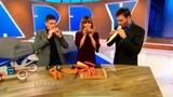 Harry Connick Jr on Instagram Can Harry turn vegetables into musical instruments Find out when #HackMyLife's Kevin Pereira &amp Brooke Van Poppelen...