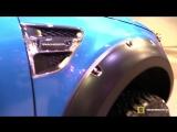 2017 Ford Ranger Roll N Lock Customized - Walkaround - 2017 SEMA