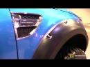 2017 Ford Ranger Roll N Lock Customized - Walkaround - 2017 SEMA