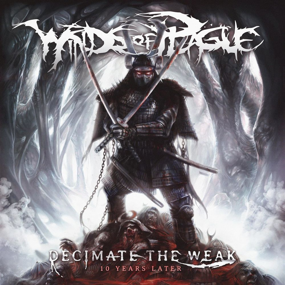 Winds of Plague - Decimate the Weak (2018 Version) [single] (2018)
