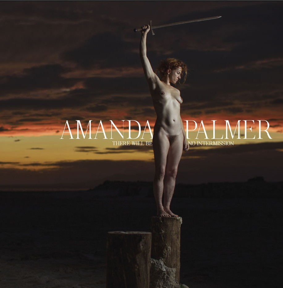 Amanda Palmer - Drowning In The Sound (Single)