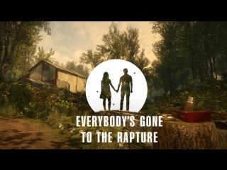 Время замерло | Everybody's Gone to the Rapture #1