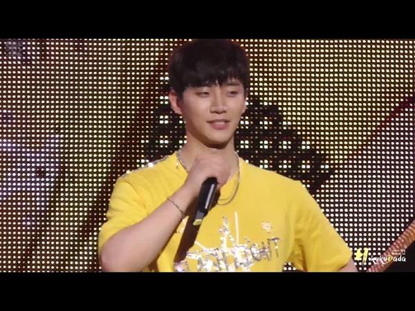 """[FANCAM] JUNHO Solo Tour 2018 """"FLASHLIGHT"""" 『0721 SAPPORO 2PM SONG』ZEPP"""