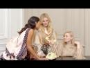 Рекламная кампания «Ангелы Чарли» модного дома «Louis Vuitton» | 2018 год