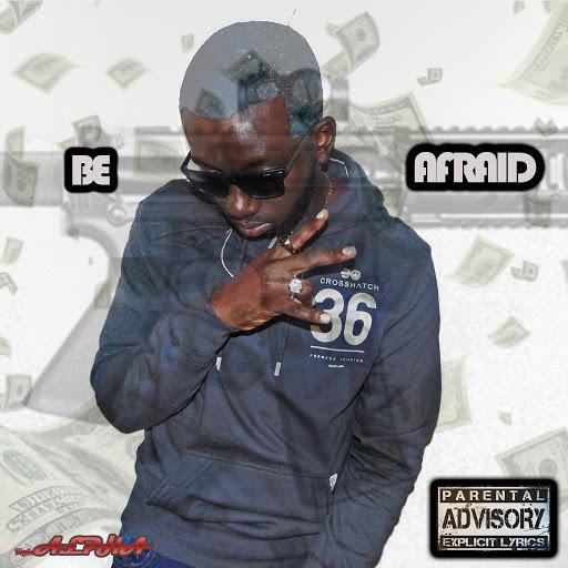 Alpha альбом Be Afraid