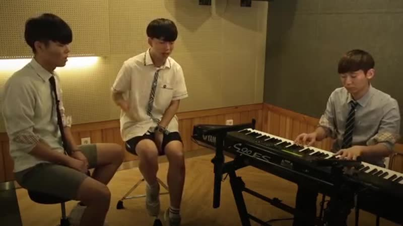 Wonder Girls - Why So Lonely Covered by Acoustic school boys