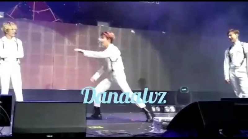 [VK][180623] MONSTA X fancam Sexy Dance (Kihyun focus) @ The 2nd World Tour: The Connect in Madrid