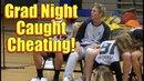 весело им там) Grad Night Hypnotist Show: Funny High School Students Admit to Cheating Under Hypnosis
