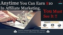 Create Amazon Affiliate Account Anytime You Can Earn $10 In Affiliate Marketing