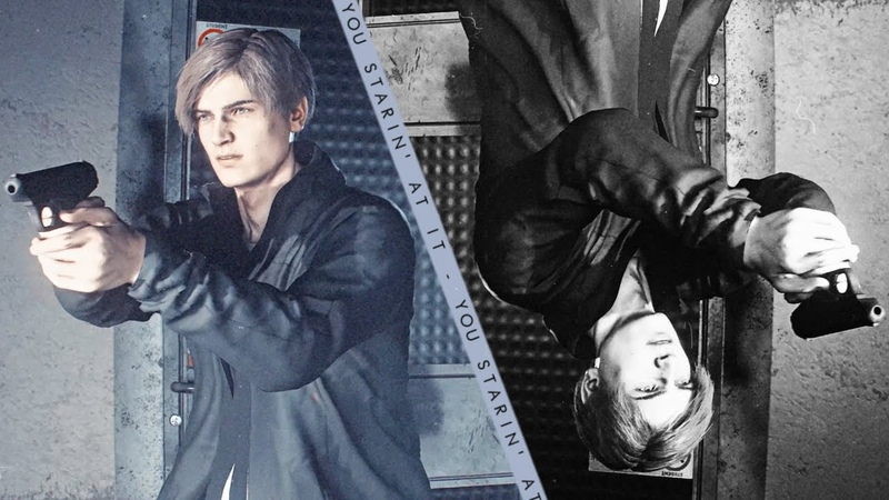 ❛ Starin' At It ❜ Leon S Kennedy